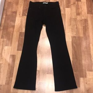 Levi Black Slimming Boot Cut